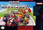 Super Mario Kart Video Games