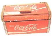 Antique Coke Box