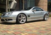 SL500 AMG Wheels