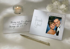 Photo Thank You Cards $10 for 50
