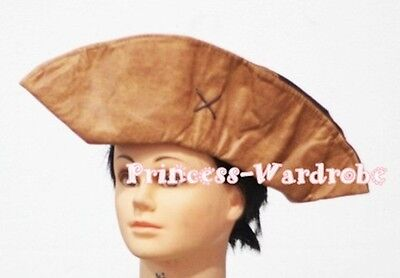 Halloween Funny Cute Corsair Pirate Freebooter Hat Party Costume Size For Adults](Cute Halloween Costumes For Adults)