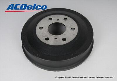 Brake Drum Rear ACDelco GM Original Equipment 177-1133