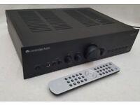Cambridge Audio Azur 640A amplifier