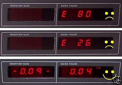 Battery Kit 4 Hp 8970a Noise Figure Meter Hp8970a 346b