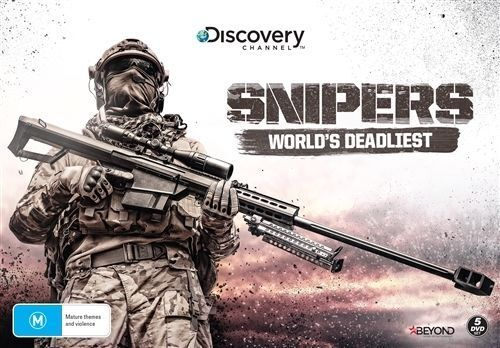 weaponology sniper rifles full episode
