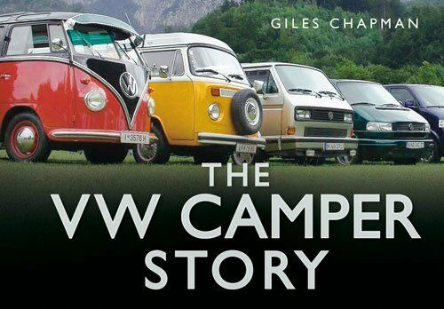The VW Camper Story (Story series) New Hardcover Book Giles Chapman