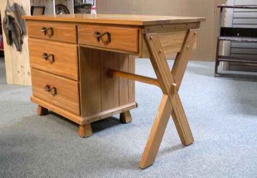 Charming Ranch Oak Furniture | EBay