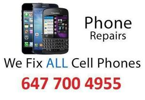 ONE STOP SHOP - ON SPOT CELL PHONE REPAIR MISSISSAUGA FIX PHONE - ROYAL CELLZ - CELLPHONE REPAIR MISSISSAUGA