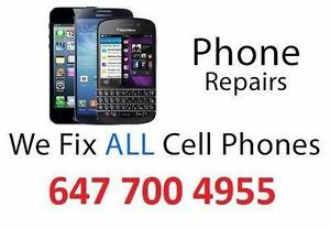 ROYAL CELLZ  - ONE STOP SHOP - ON SPOT CELL PHONE REPAIR MISSISSAUGA FIX PHONE
