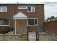 3 bed house to rent in chelmsley wood