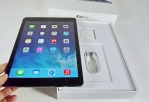 IPAD AIR 2 16GB- MINT CONDITION► OPEN BOX  WITH ACCESSORIES IN B