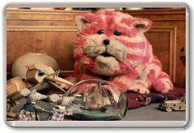 BAGPUSS Fridge Magnet 01