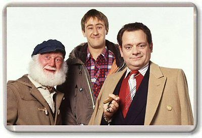 ONLY FOOLS AND HORSES Fridge Magnet 02