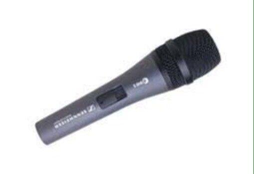 Seinhiezzer E815-5 dynamic vial microphone