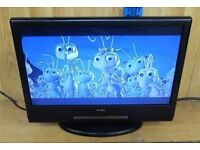 """Alba LCDW16HDF 16"""" 720p HD Ready LCD TV Television With Stand No Remote *SCR*"""