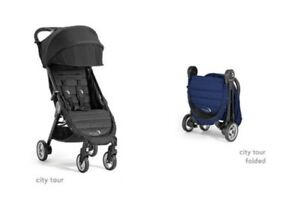 Baby Jogger city Tour in Onyx