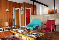 RECHERCHE meubles scandinave