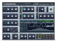 Native Instruments Massive synth VST (Full download version USUALLY £129)