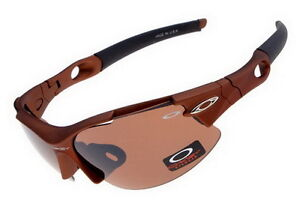 Oakley Radarlock Semi-Rimless Brown CWL