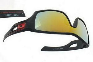 Oakley Eyepatch Mask Black ARF