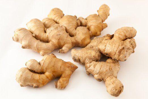NEW Fresh Organic None GMO Ginger Root - 1lb