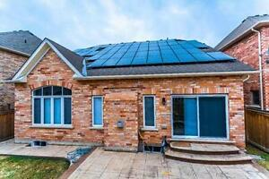 $3000 and FREE solar panels! No cost, no catch, Ontario program
