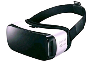 Samsung Gear VR works perfectly in excellent condi