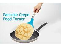 Jnvshop Jumbo Non Stick Wide Nylon Omelette Pancake Crepe Food Turner