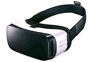 Samsung Gear VR works perfectly in excellent cond