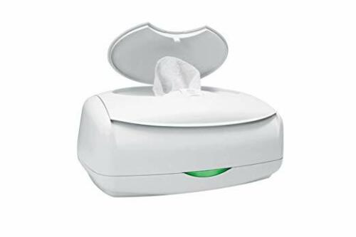 PRINCE LIONHEART Ultimate Baby Wipes Warmer Model # 0231 Nightlight Tested