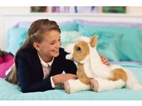FUR REAL FRIENDS BUTTERSCOTCH BABY PONY ADORABLE!