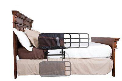 Bed Rails For Elderly Guard Hospital Safety Adjustable Secure Bedroom Folding (Adjustable Guard Rails)