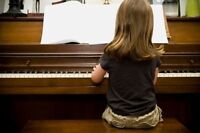 Private Piano and Voice Lessons in the comfort of your own home.
