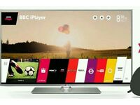 "LG 47"" LED smart 3D wifi built USB MEDIA PLAYER HD FREEVIEW and freesat full hd 1080p ."