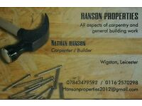 leicester carpenter