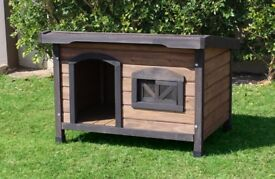 Brand New Dog Kennel for medium sized dog, still in the box . Very good quality product.