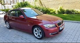 2011 BMW 3 series 318d exclusive edition diesel manual 4dr