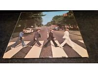The Beatles 1969 Abbey Road Vinyl LP exc cond