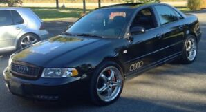 2000 Audi S4- One Of A Kind