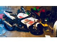"Immaculate!!! ""Rieju RS2 125 Matrix (125cc) 2011 Plate With Yamaha Engine £950 ONO."