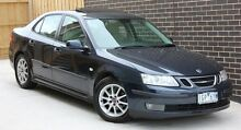 2004 Saab 9-3 MY03 Linear 1.8T 5 Speed Automatic Sedan Preston Darebin Area Preview