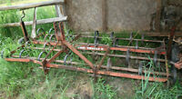 8' Triple K CULTIVATOR - Works Well - Excellent Condition!