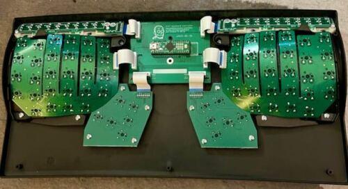Kinesis Advantage - QMK Upgrade - Stapelberg / KinT - Plug & Play - KB600 / 500