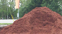 $36cy RED MULCH ON SALE