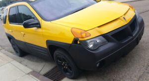2001 Pontiac Aztek - Looking for Trade Offers - Want older Cts