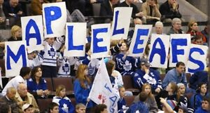 GO LEAFS GO Hockey is starting : Attention: Maple Leafs Fans