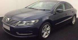 Volkswagen CC 2.0TDI ( 140ps ) BMT DSG 2013MY CC FROM £45 PER WEEK!