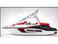 Sea doo Speedster 215 HP 2008 supercharged this is one awesome toy