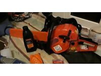 Parker chainsaw