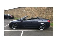 Midnight blue Astra convertible £1,800👌